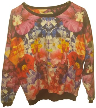 Gaelle Bonheur Multicolour Cotton Knitwear for Women
