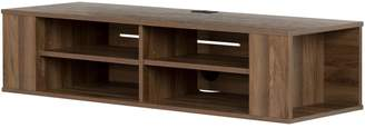 South Shore City Life Wall-Mounted Media Console