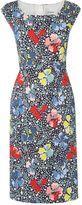LK Bennett Phi Printed Dress Dresses