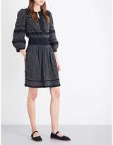 Etoile Isabel Marant Ramsey cotton midi dress