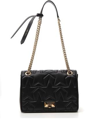 Jimmy Choo Helia Chain Strap Bag