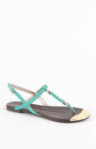 Qupid Gravity Sandals