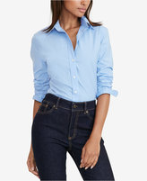 Lauren Ralph Lauren Petite Stretch Shirt