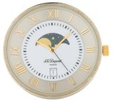 S.t. Dupont Moonphase Travel Clock