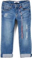 DKNY Blue Jay Alex Straight-Leg Jeans - Girls