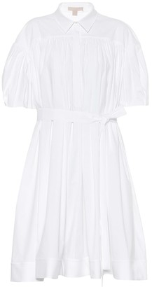 Brock Collection Rosaura stretch-cotton shirt dress