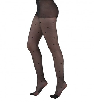 Pamela Mann All Over Heart Sheer Tights