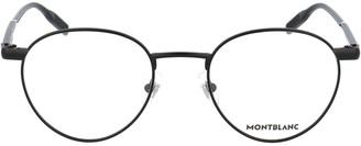 Montblanc Round Frame Glasses