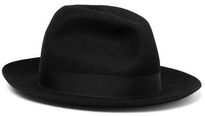a782eb0c88198e Borsalino Black Fashion for Men - ShopStyle Canada