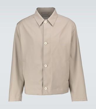 MACKINTOSH Oban Storm SystemA short jacket