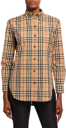 Burberry Guan Vintage Check Classic Fit Shirt