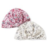 Jessica Simpson Printed Hat Two-Pack