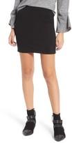 Leith Women's Ribbed Miniskirt