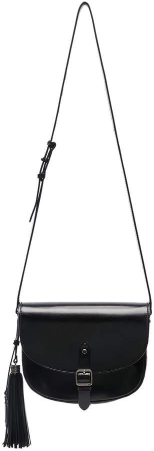 Saint Laurent Medium Leather Besace Satchel