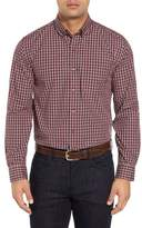 Cutter & Buck Barrett Easy Care Check Sport Shirt