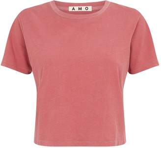 Amo Denim Babe Cropped T-Shirt