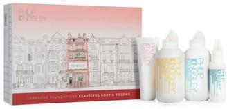 Philip Kingsley Fabulous Foundations: Beauty Body & Volume 4-Piece Gift Box