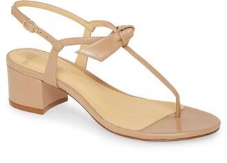 Alexandre Birman Clarita T-Strap Sandal