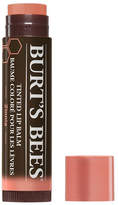 Burt's Bees Zinnia Tinted Lip Balm by .15oz Lip Balm)