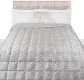 Pratesi Sogno Bedspread - Grey/Off White