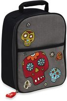 SugarBooger by o.r.e Zippee Lunch Tote in Dia de los Muertos