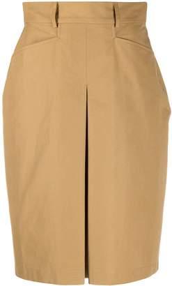 Massimo Alba Regina straight skirt
