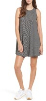 Soprano Women's Stripe Shift Dress