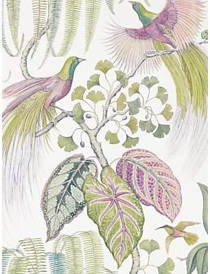 Sanderson Bird of Paradise Wallpaper