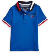Tommy Hilfiger Striped Collar Polo