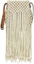 Patricia Nash Nuevitas Fringe Medium Flap Crossbody