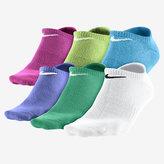 Nike Dri-FIT No Show Big Kids' Socks (Medium/6 Pair)