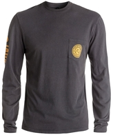 Quiksilver Bubble Logo Long Sleeve T-Shirt