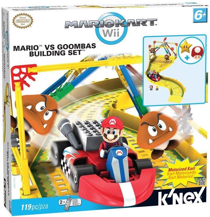 Nintendo K'NEX Mario vs. Goombas Building Set (119 pc)