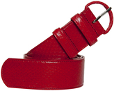 Oscar de la Renta Snake Belt