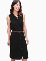 Splendid Wilder Tencel Long Shirt Dress