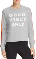 Spiritual Gangster Good Vibes Only Pullover