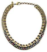 Iosselliani Crystal Collar Necklace