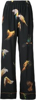 Romance Was Born 'Budgie' pyjama trousers - women - Silk - 8