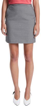 Marcs Gingham Skirt