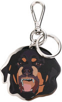 Givenchy dog keyring