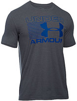 Under Armour Blitz 4-Way Stretch Logo Tee