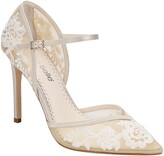 Bella Belle Claudia Embroidered Pump