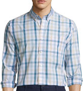 Dockers Signature Long-Sleeve Resort Roadmap Woven Shirt