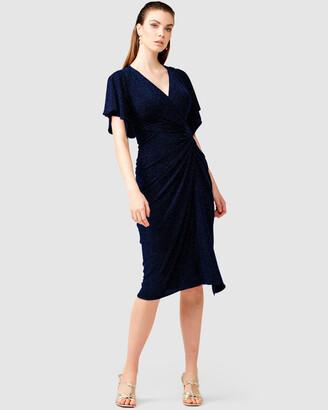 SACHA DRAKE - Women's Blue Dresses - Emporium Dress - Size One Size, 14 at The Iconic
