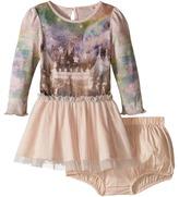 Stella McCartney Primrose Fantasy Circus Print Dress Girl's Dress