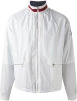 Moncler Gamme Bleu reversible mesh jacket