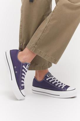 Converse Chuck Taylor All Star Seasonal Color Platform Sneaker