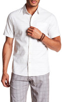 Burnside Short Sleeve Regular Fit Woven Shirt