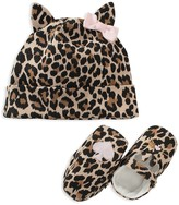 Kate Spade Girls' Hat & Shoes Set