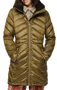 Andrew Marc Nimbus Lightweight Puffer Coat